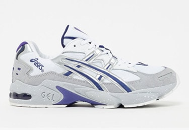 The ASICS GEL Kayano 5 OG Gets A  Royal Colorway Of Purple And Grey
